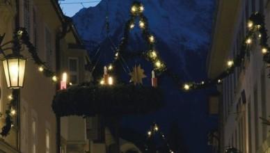 Weihnachten Meran
