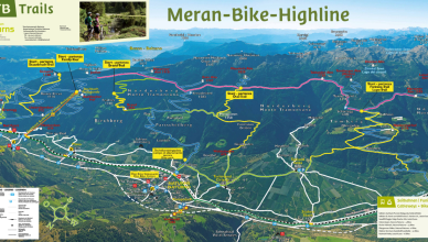 Meran Bike Highline