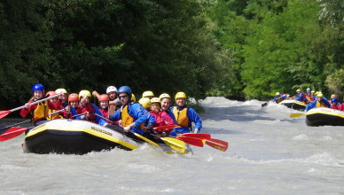 Feldhof Rafting