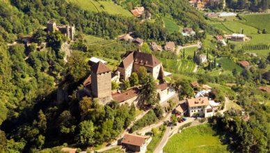 Schloss-Tirol-Südtirol