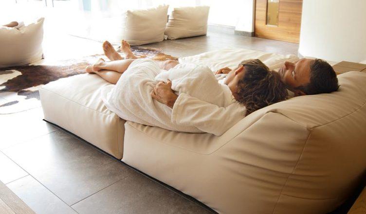 Besuchen Sie das Hotel Feldhof für romantische Wellness in Südtirol.