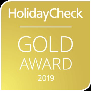 Feldhof Naturns mit Holidaycheck Gold Award ausgezeichnet