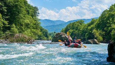 Actionreiche Ferien mit Teenagern in Südtirol